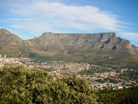 Picnic on Table Mountain